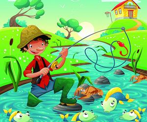 zagadki na angliyskom riba 300x250 - Авторские загадки для детей с ответами в картинках
