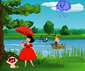 zagadki na angliyskom tucha 300x250 - Авторские загадки для детей с ответами в картинках