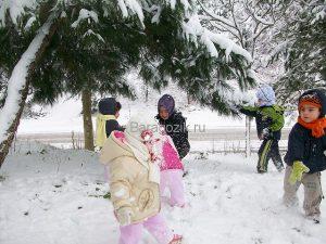 zimnie zabavy1 300x225 - Народные игры и забавы с детьми зимой на свежем воздухе