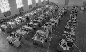 590t 300x181 - История выпускных экзаменов: что сдавали вместо ЕГЭ в XIX–XX веках и как поступали в вузы