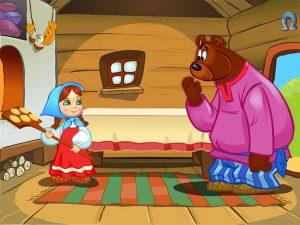 masha i medved 300x225 - Воспитание сказкой – сказкотерапия для дошкольников