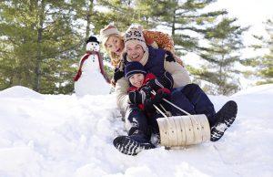 zima 300x194 - Чем заняться с ребенком: полезнейшие идеи на весь год и на выходные