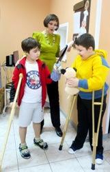 IMG 6881 - Ребенок грустит в больнице. Как победить больничный синдром?