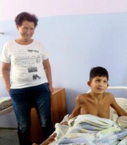 IMG 6946 262x300 - Ребенок грустит в больнице. Как победить больничный синдром?