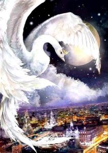 ill k skazke 212x300 - Белокрылая птица мечты