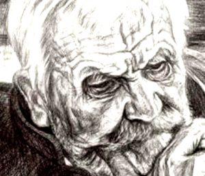 Staryy voin 300x257 - Бабушкин и дедушкин Бог