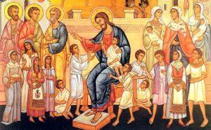 Blagoslovenie detej dlinnyj 300x186 - «Дети и Бог. Мысли о детской вере»