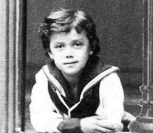 V.K.Nikolai Aleksandrovich 1875 300x261 - Илья Сургучев «Детство императора Николая II»