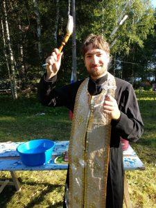Lager kroplenie - О. Никита Заболотнов: как правильно организовать летний лагерь?