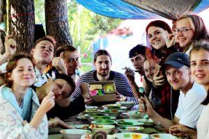 Lager.Vozhatye - О. Никита Заболотнов: как правильно организовать летний лагерь?