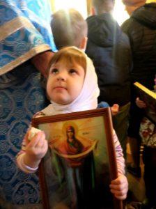 IMG 4103 - Детская литургия: чему учим, что воспитываем?