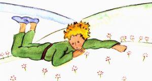 Antoine de Saint Exupery Sur la Terre - «Маленький Принц», Пьяница и воспитание