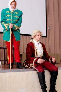 IMG 0049 - Воспитание школьным театром: детям важно показывать разные стороны жизни