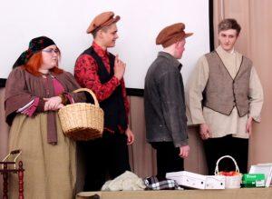 IMG 0054 - Воспитание школьным театром: детям важно показывать разные стороны жизни