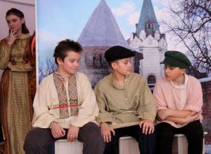 IMG 0057 - Воспитание школьным театром: детям важно показывать разные стороны жизни