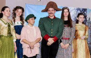IMG 0080 - Воспитание школьным театром: детям важно показывать разные стороны жизни