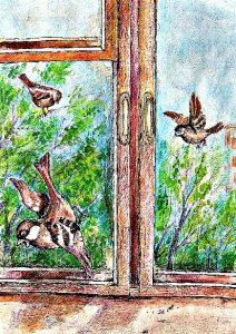 image 212x300 - Сергей Крестьянкин:  ослик,  пушистый дракон и благодарная бабочка