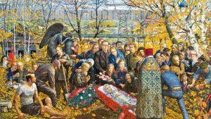 Можно ли брать ребёнка на кладбище, панихиды и дни поминовения усопших?