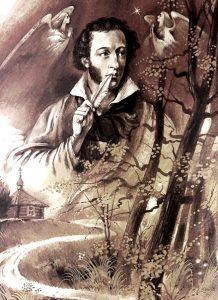 154314oehz - Как Александр Сергеевич Пушкин пережил карантин