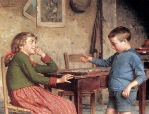 161869 - Настольные игры: играем с детьми в карантин, каникулы, пост