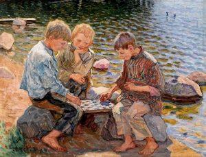 18073 - Настольные игры: играем с детьми в карантин, каникулы, пост