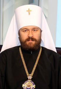 ilarion 3 - Митрополит Иларион (Алфеев): «Гендерно-нейтральное» отношение к детям – это безумие»