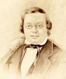 portrait 7 - Автору «Конька Горбунка» писателю Петру Ершову – 205 лет