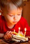 День рождения на Страстной