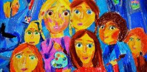 Как пережить режим самоизоляции многодетной семье