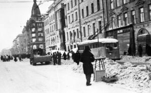 40072 main - Следы блокады на Невском проспекте:детям о войне–через топонимы