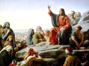 jesus parables2 768x671 1 - Счастье есть – говорят Заповеди блаженства
