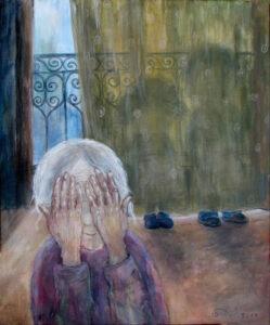 408359 original - Ангелы Нино: живопись как паломничество в детство
