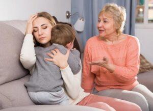 56577 - Ребёнок, мама и бабушка: о границах власти, ресурсах и помощи