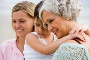80295614 - Ребёнок, мама и бабушка: о границах власти, ресурсах и помощи