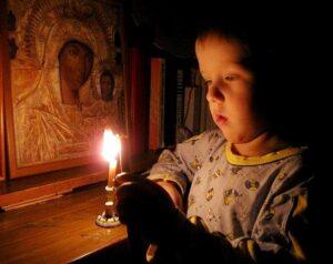 6565 - Священник Константин Зелинский: лабиринты детской молитвы