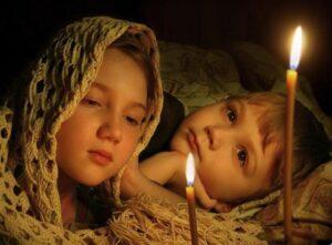 65655 - Священник Константин Зелинский: лабиринты детской молитвы