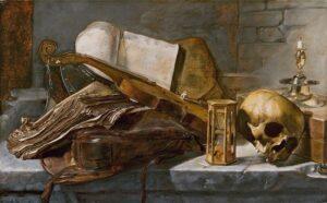vanitas still life attributed to jan lievens - Архимандрит Савва (Мажуко): нужно ли говорить о смерти с ребёнком?