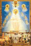 Икона Пресвятой Богородицы «Воскрешающая Русь»