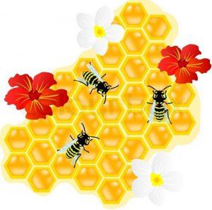 Басня Пчела и мухи