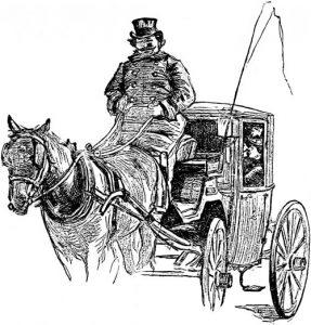 Басня Разбойник и извозчик