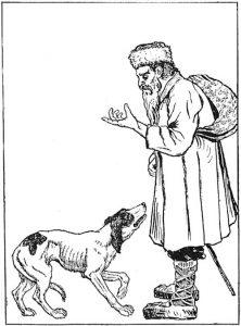 Басня Крестьянин и собака