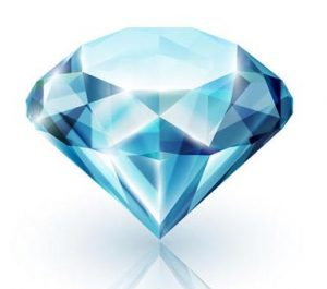 Басня Булыжник и алмаз