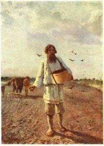 Басня Крестьянин и лошадь