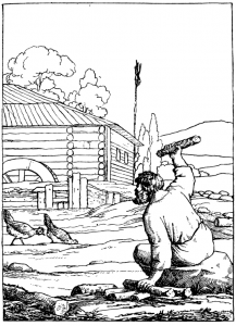 Басня Мельник