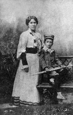 бабушка, Ольга Ивановна Муравьева