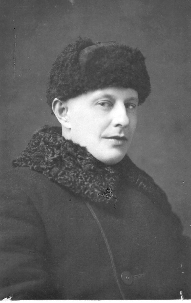 Николай Васильевич Муравьев, сын