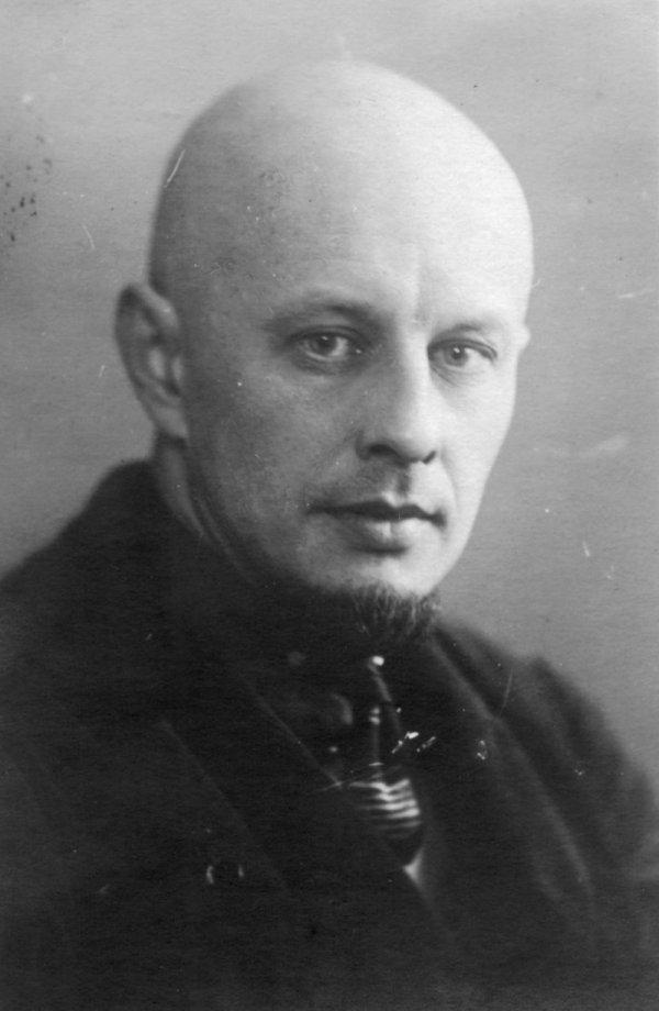 Николай Васильевич Муравьев, фото 30-х годов