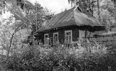 времянка на Ольгопольской, Вырица