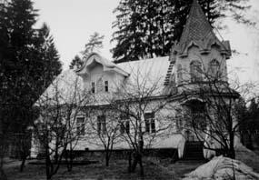 дом на Майском пр., Вырица