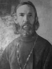 Протоиерей Симеон, отец схимонахини Никандры